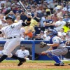 Alex Rodriguez Hits His First Spring Training Homerun of 2015