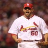 Cardinals' Ace Wainwright Done for the Season?
