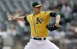 Jarrod Parker 1st Win with Athletics