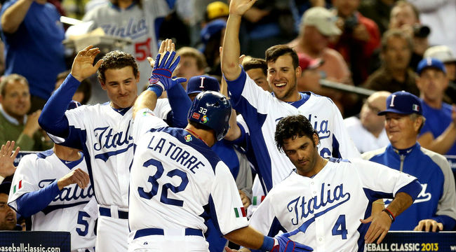 World Baseball Classic - Team Italy