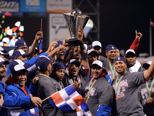 World Baseball Classic Dominican Republic