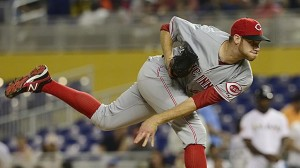 MLB: Cincinnati Reds at Miami Marlins