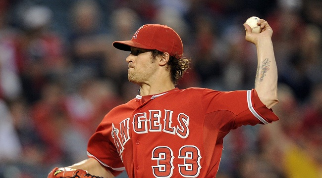 C.J Wilson has transformed himself into a great starting pitcher