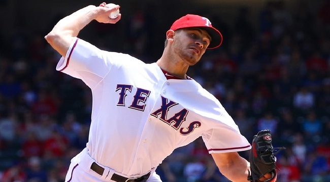 Texas Rangers Pitching