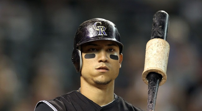 Carlos Gonzales: Rockies First Half Team MVP