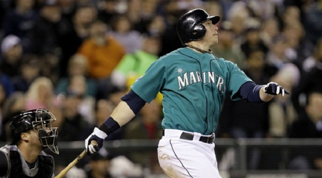 Justin Smoak is enjoying a fine 2013, can Mariners fans say he is putting it together?