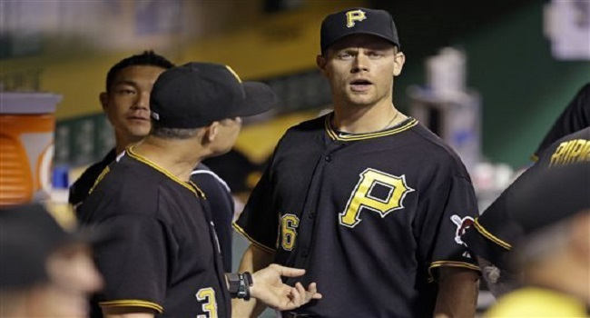 Justin Morneau Pirates