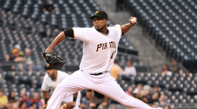 Liriano has been dominant at PNC Park this season