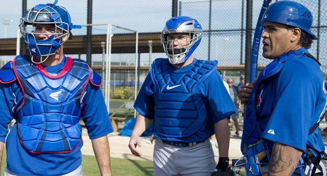 Blue Jays Catchers