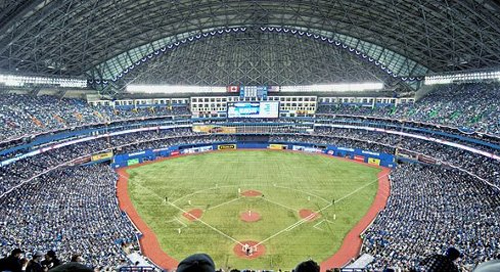rogers centre turf