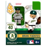 Brian Fuentes' gift to A's fans was chasing manager Bob Geren out of town.
