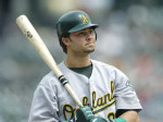 The A's haven't drafted and developed an impact hitter since they drafted Nick Swisher in 2002.