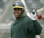 In 2006 Frank Thomas finally got healthy and the A's rode his hot bat all the way to the ALCS.