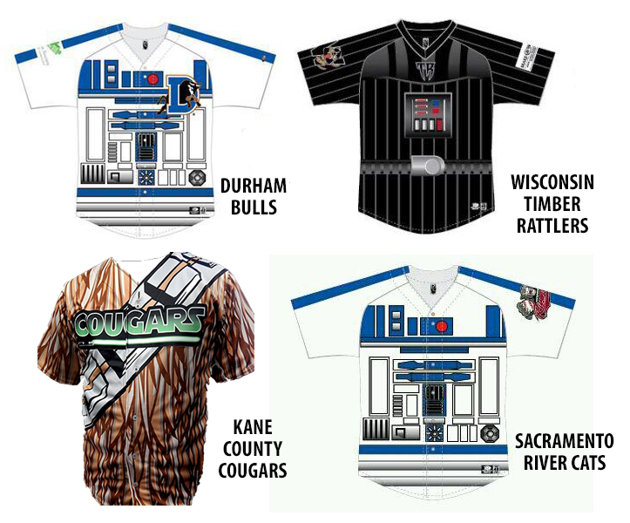Star Wars Jerseys