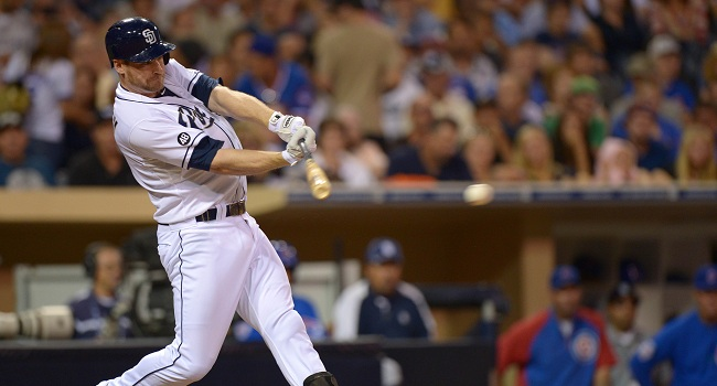 Chase Headley and the Toronto Blue Jays would be a great fit
