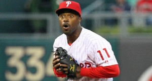 Jimmy  Rollins wants to be Phil until the end
