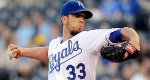 James  Shields wants out of KC