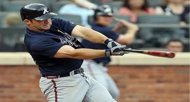 Dan Uggla remains a viable trade option for the  Yankees