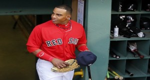 Welcome to Fenway Yoenis