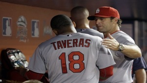 Taveras and Matheny
