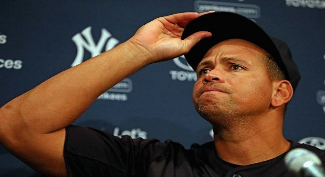 Alex Rodriguez. Photo Credit: Getty Images.