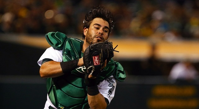Geovany Soto. Photo Credit: Getty Images