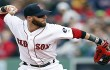 MLB: Cleveland Indians at Boston Red Sox