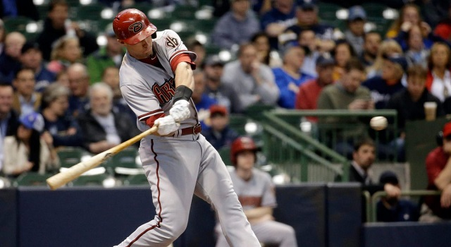 Paul Goldschmidt is one the baseball's best and is the lone bright spot on a weak Arizona team.