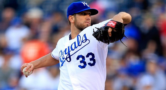 James Shields. Photo Credit: Getty Images.
