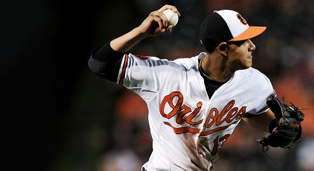 Manny Machado is on his way to being a top 3rd baseman in the MLB