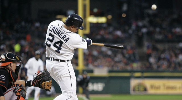 Miguel Cabrera has already put together a Hall of Fame career and he is only 31 years old.