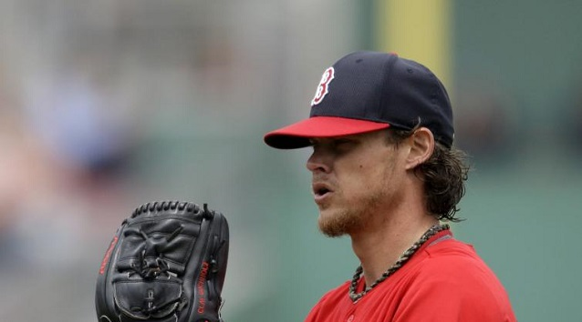 Clay Buchholz is one of the Red Sox possible candidates to become the ace of the staff.