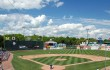 Hadlock Field, located in Portland, Maine, is the home of the Sea Dogs and the site of the opening game on April 9th.