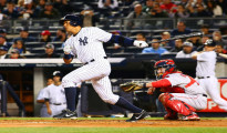 New York Yankees designated hitter Alex Rodriguez