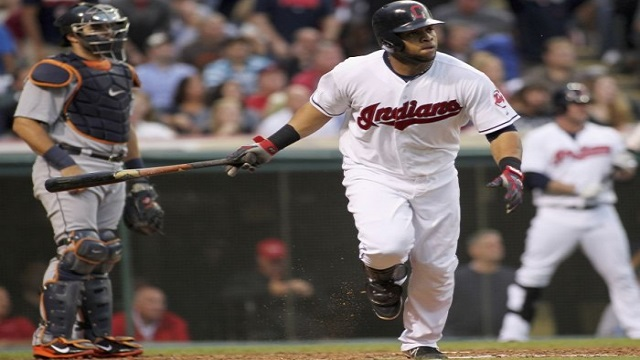Cleveland falls to Houston 2-0 on Opening Day 2015.