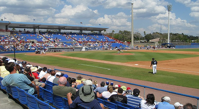 Toronto Blue Jays In Dire Need Of New Spring Training Site