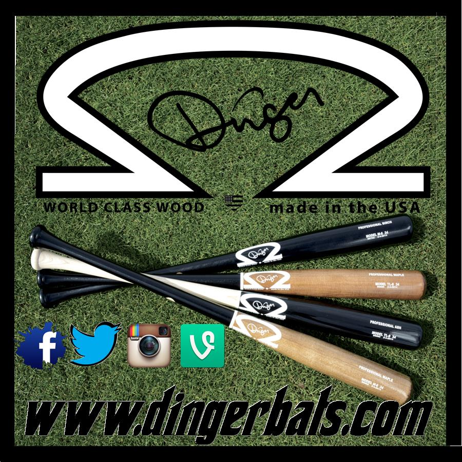 Check Out Dinger Bats