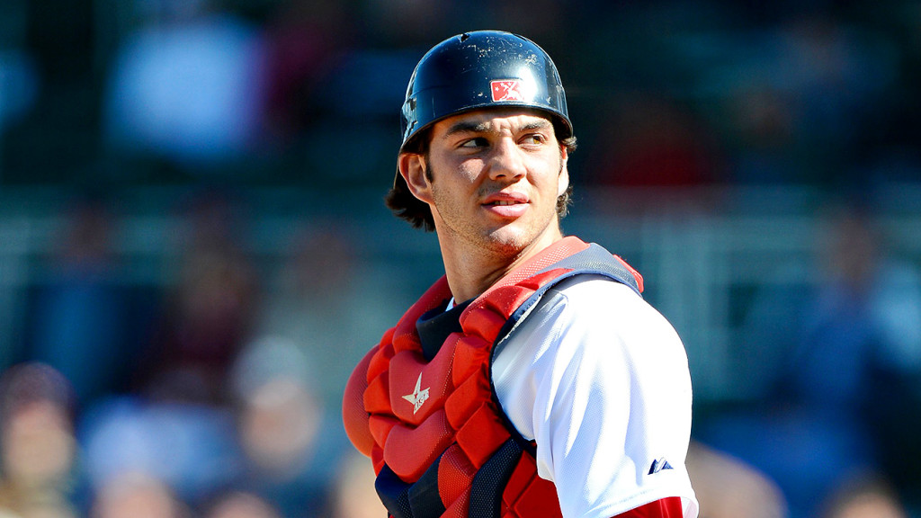 According to Baseball American and BHC Writers, the top prospect in the Boston Red Sox system, Blake Swihart, will make his MLB debut today against the Yankees.