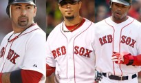 Beckett, Gonzalez, and Crawford were supposed to be Red Sox mainstays in 2012. Instead, they were sent packing three years ago.