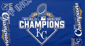 Kansas City Royals Champs