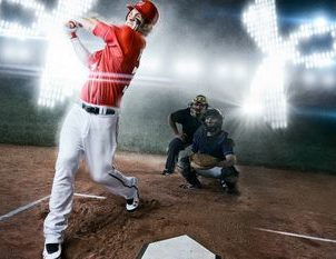 Washington Nationals LF Bryce Harper, during a photo shoot with Under Armour, in which he signed an endorsement deal.