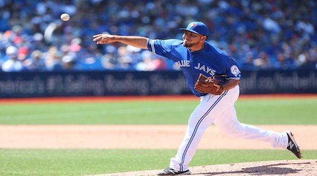 The loss of Joaquin Benoit is looming large for the Blue Jays.