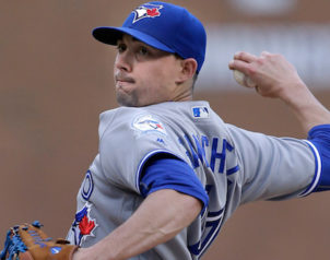 Aaron Sanchez can send the Blue Jays to their 2nd straight ALCS.