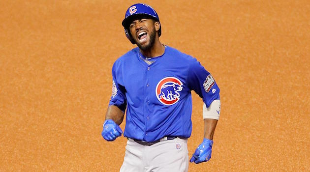 Dexter Fowler likely presents Option 1 for the outfield spot for the Toronto Blue Jays.